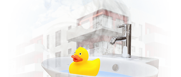 Evinox-Hot Water and duck