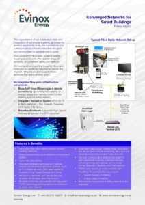 ModuSat Fibre Optic Networks Data Sheet