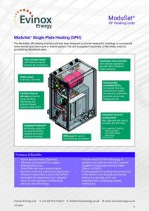ModuSat SP Heating Data Sheet