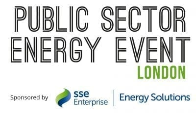 Public Sector Energy Event Logo
