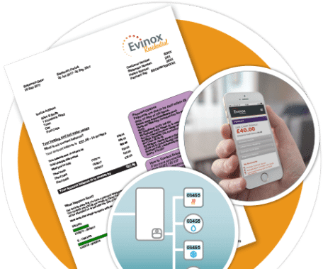 Energy Metering Billing - Evinox Energy
