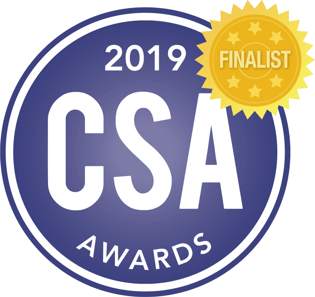 Finalists in Product Innovation Category at CSA Awards