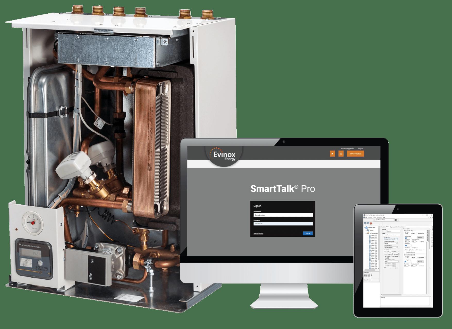 Evinox Smarttalk pro
