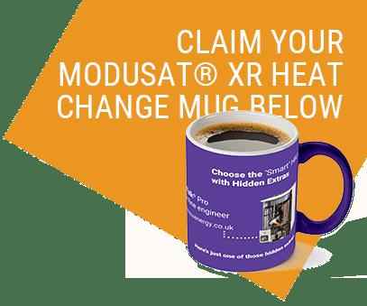 ModuSat XR mug from Evinox
