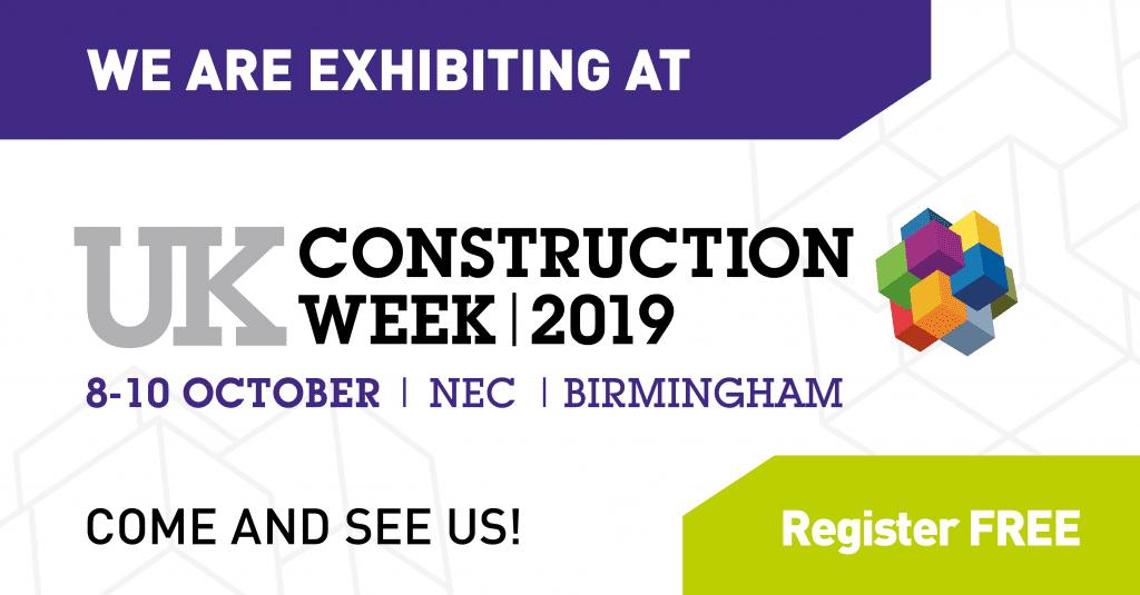 Going Retro at UK Construction Week